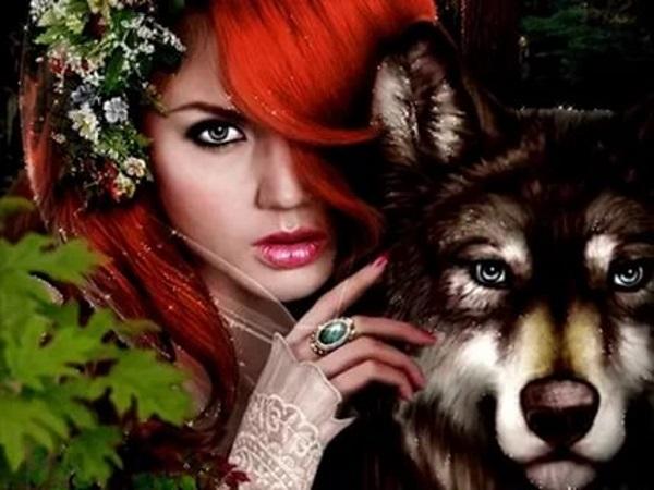 Волчья Ведьма. Часть 1
