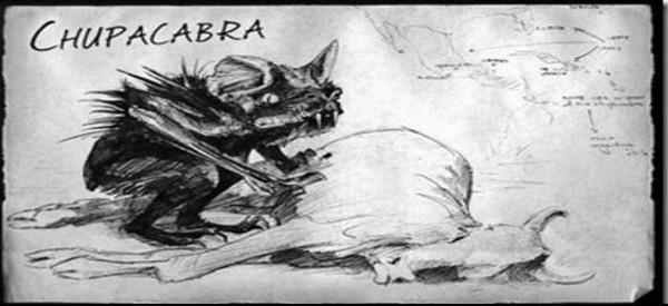 Наследие предков. Истории Александра Ивановича. История о хитрой чупакабре